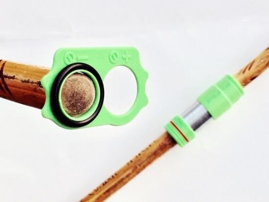 Escirma stick weight